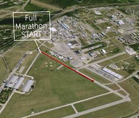 Marathon Course